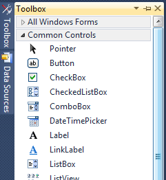 ToolBox Visual Studio